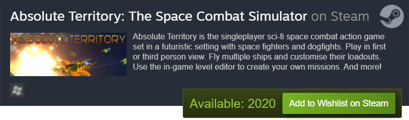 Add to Wishlist on Steam